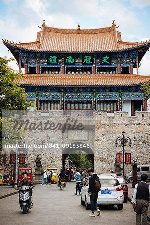 West Gate, Dali, Yunnan Province, China, Asia