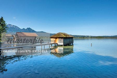 Kochel am See, Bad Tölz-Wolfratshausen district, Upper Bavaria, Germany, Europe