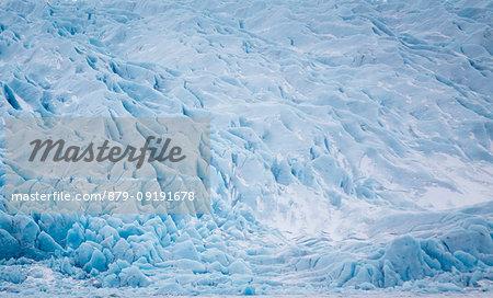 Vatnajokull glacier, Southern Iceland