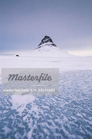Kirkjufell Mount, Vesturland, Snaefellsness Peninsula, Iceland