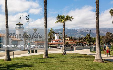 Santa Barbara, Malibu Mountains, California, United States of America, North America