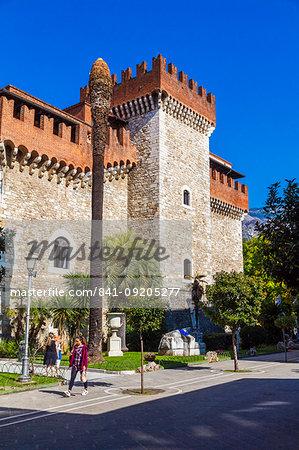 Carrara Academy of Fine Arts, Carrara, Tuscany, Italy, Europe
