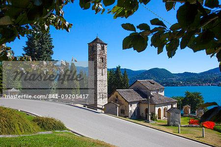 Pella, Lake Orta, Piemonte (Piedmont), Italy, Europe
