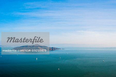 Angel Island, Sausalito, California, USA