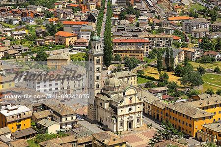 Tirano, Lombardy, Italy, Europe