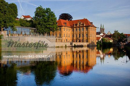 International Artists' House Villa Concordia, Bamberg, UNESCO World Heritage Site, Bavaria, Germany, Europe