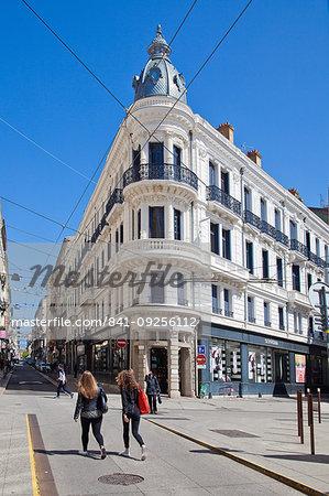 City Hall, Saint Etienne, Loire Department, Auvergne-Rhone-Alpes, France, Europe