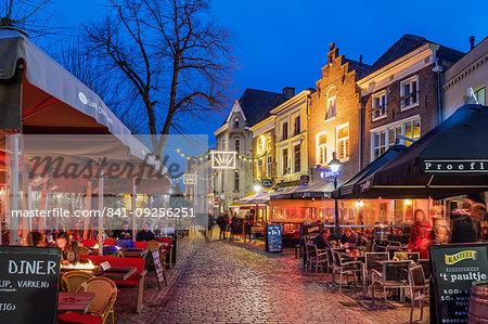 Lepelstraat, Den Bosch, The Netherlands, Europe