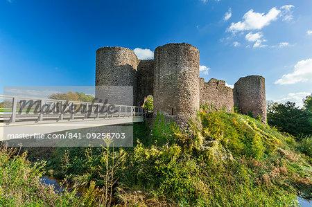 White Castle, Monmouthshire, Wales, United Kingdom, Europe