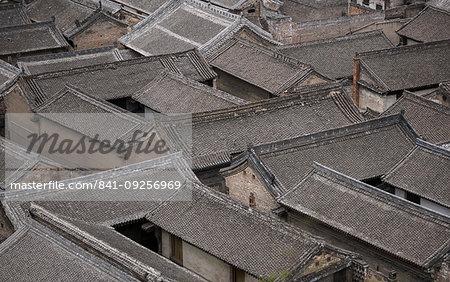 Dangjiacun Village, Hancheng, Shaanxi Province, China, Asia