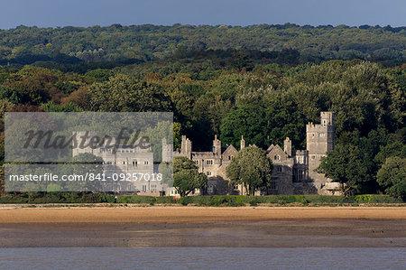 Netley Castle, Hampshire, England, United Kingdom, Europe