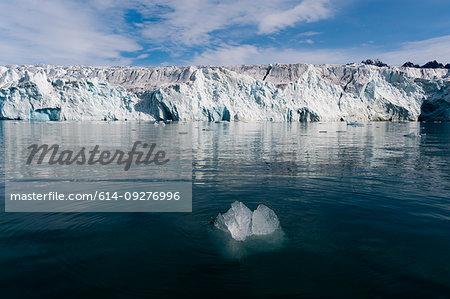 Lilliehook Glacier, Spitzbergen, Svalbard Islands, Norway