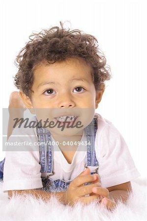 beautiful toddler boy
