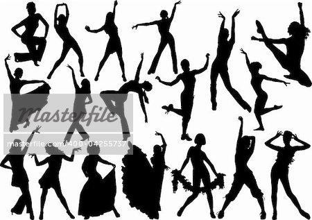 Dance girls