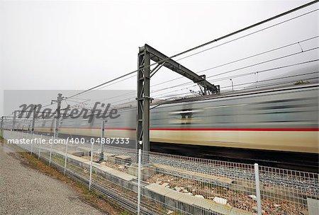 railway in Hong Kong