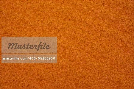 Orange sand background