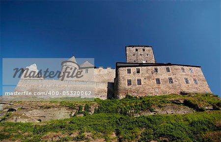 Kost Castle - famous Gothic castle from 1300. Czech republic, Europe.