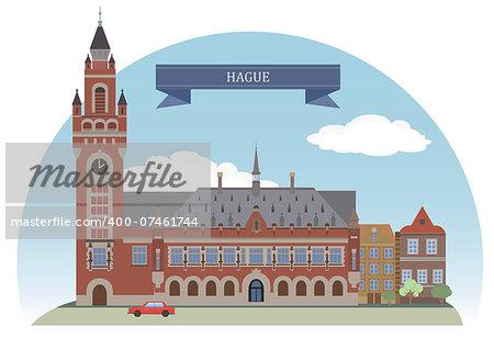 Hague. Vector for you design