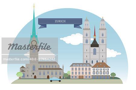 Zurich, Switzerland. For you design
