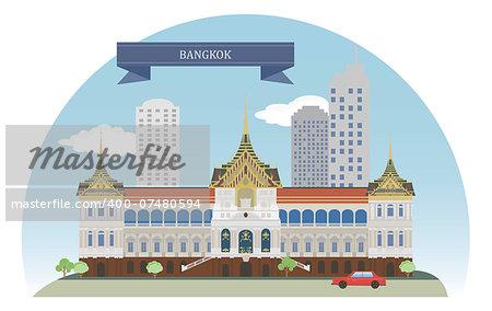 Bangkok, Thailand. For you design
