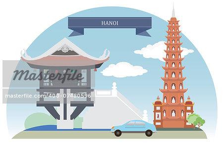Hanoi, Vietnam. For you design
