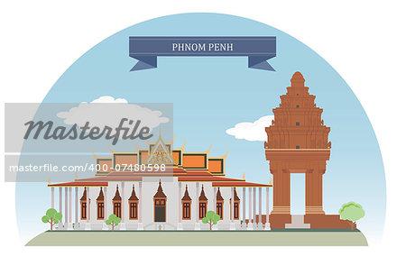 Phnom Penh, Cambodia. For you design