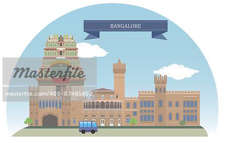 Bangalore, India. For you design