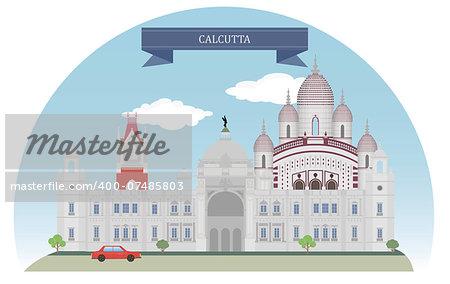 Calcutta, India. For you design