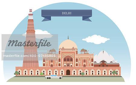 Delhi, India. For you design
