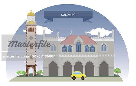 Colombo, Sri Lanka. For you design