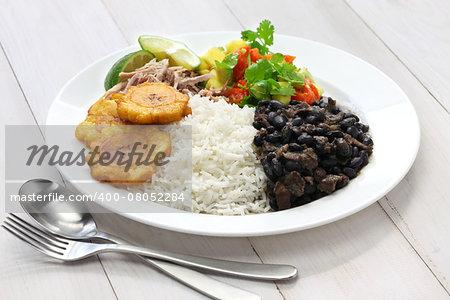 traditional cuban cuisine  authentic cuban dish