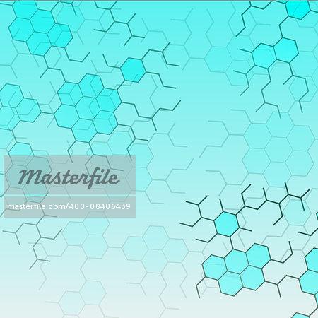 Structural chemical formulas of basic neurotransmitters, 2d vector,  Vector illustration EPS10