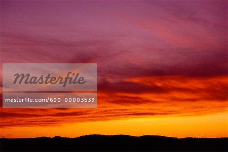 Sunset, Belleisle Bay New Brunswick, Canada