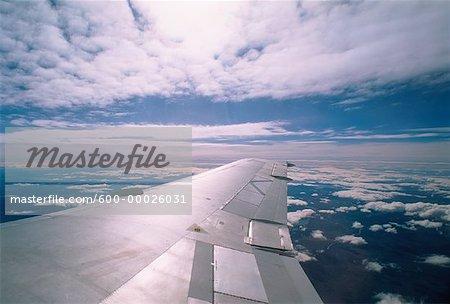 Aircraft Wing Arctic Canada