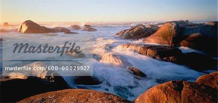 Western Cape Shoreline, Western Cape, South Africa