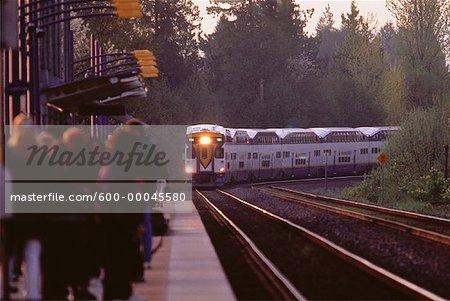 West Coast Express, Fraser Valley British Columbia, Canada