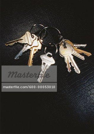 Keys on Keyrings
