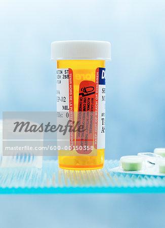 Pharmaceutical Warning Label