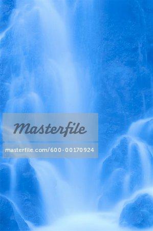 Waterfall, Columbia River Gorge, Oregon, USA