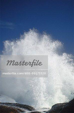 Waves, Atlantic Ocean, Namaqualand, South Africa