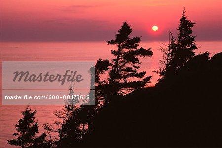 Sunrise, Grand Manan, New Brunswick, Canada