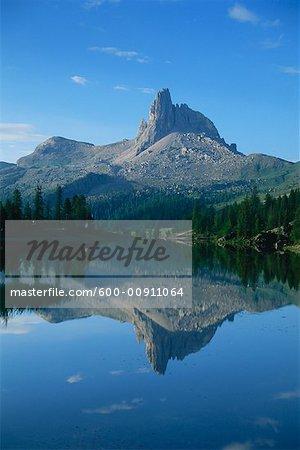 Mountain, Dolomites, Italy