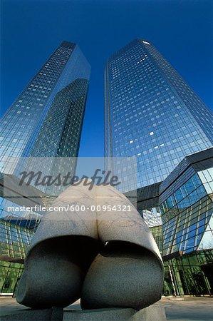 Deutsche Bank, Frankfurt, Germany