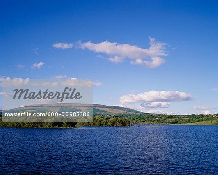 Drumshanbo, Lough Allen Lake, County Leitrim, Ireland