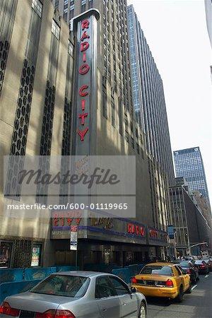 Radio City Music Hall, New York City, New York, USA