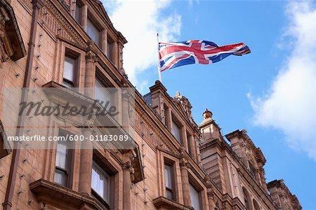 Harrods, London, England