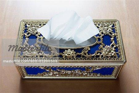 Ornate Tissue Dispenser