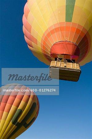 Hot Air Balloon, Phoenix, Arizona, USA