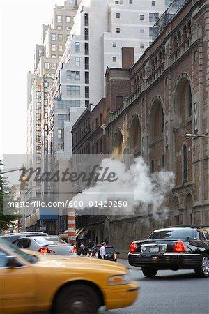 Park Avenue, New York City, New York, USA