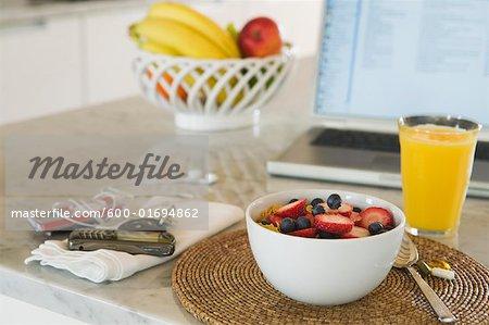 Still Life of Breakfast